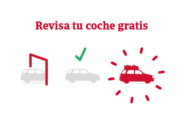 Revisión gratuita de tu coche
